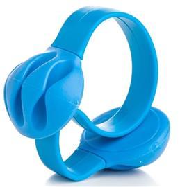 Kabelhållare bordskant, Blå
