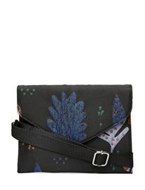 Hvisk Evolve Jungle Bags Small Shoulder Bags - Crossbody Bags Musta Hvisk BLACK