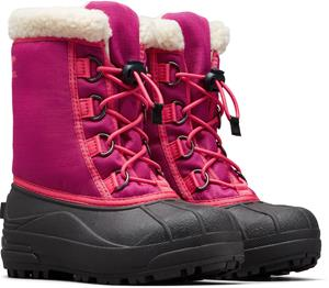 Sorel Youth Pac Cumberland Vinterkänga, Deep Blush 33