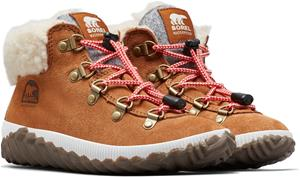 Sorel Youth Out N About Conquest Känga, Camel Brown/Quarry 32