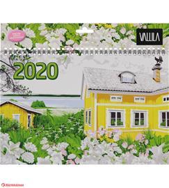 Vallila 2020 Seinäkalenteri