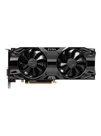 EVGA GeForce GTX 1660 XC ULTRA BLACK GAMING (06G-P4-1165-KR) 6 GB, PCI-E, näytönohjain