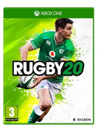 Rugby World Cup 2020, Xbox One -peli