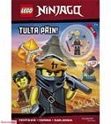 Lego Ninjago puuhakirja lelulla
