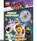 Lego Huikeat ystävävykset puuhakirja lelulla