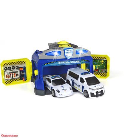 Command Unit -leikkisetti, poliisin komentokeskus