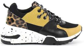 Xti Tennarit 49595 musta/keltainen