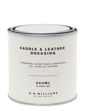 R.M. Williams Saddle Dressing Kenkienhoito R.M. Williams NO COLOR