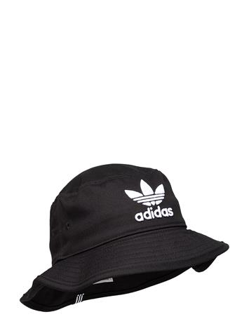 adidas Originals Bucket Hat Ac Hattu Musta Adidas Originals BLACK
