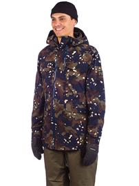 Holden Sanders Jacket navy chocolate chip camo Miehet