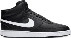 Nike M COURT VISION MID BLACK/WHITE