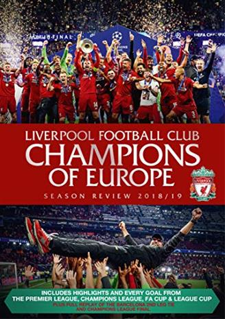 Liverpool Football Club End of Kausi Review 2018/19, elokuva