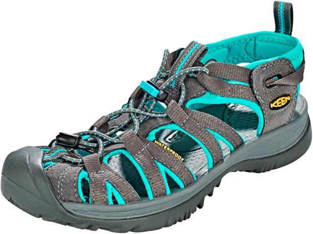 Keen Whisper sandaalit Naiset, dark shadwo/ceramic