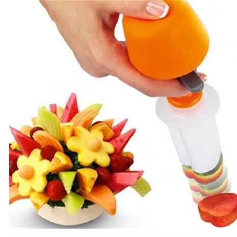 Innovatiivinen hedelmäleikkuri