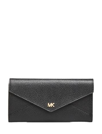 Michael Kors Bags Lg Slim Env Trifold Bags Card Holders & Wallets Wallets Musta Michael Kors Bags BLACK