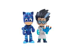 PJ Masks Pyjamasankarit tuplapaketti Light Up Hero vs. Villain