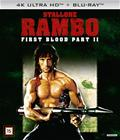 Rambo First Blood 2 (4k UHD + Blu-ray), elokuva