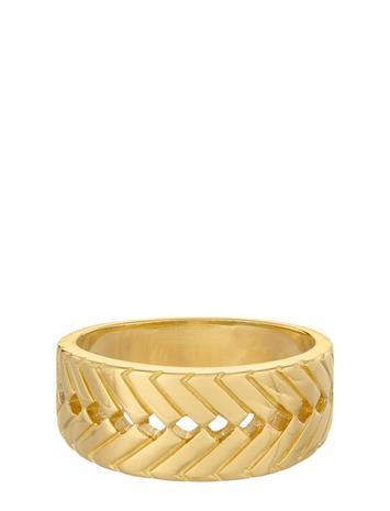 Pernille Corydon Genä©Ve Ring Sormus Korut Kulta Pernille Corydon GOLD PLATED