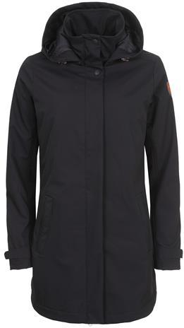 TORSTAI Rosemere C+ naisten vanullinen softshell takki