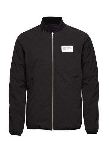 Makia Aalto Quilted Jacket Ohut Takki Musta Makia BLACK