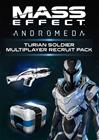 Mass Effect: Andromeda - Turian Soldier Multiplayer Recruit Pack, PC-peli
