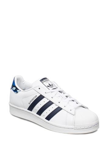adidas Originals Superstar J Tennarit Sneakerit Kengät Valkoinen Adidas Originals FTWWHT/CONAVY/FTWWHT