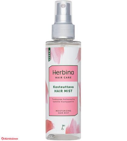 Herbina Kosteuttava Hair Mist 150 ml hoitosuihke