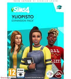 The Sims 4 - Discover University, PC-peli