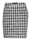 Gestuz Opheliagz Skirt Ye19 Lyhyt Hame Gestuz BLACK/WHITE