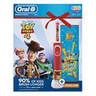 Braun Oral-B Vitality Gift Set Kids 3+ Star Wars / Princess / Frozen / Cars / Toy Story, sähköhammasharja + matkakotelo