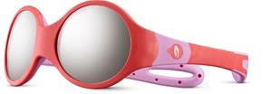 Julbo Loop M Spectron 4 Sunglasses Kids, coral/rosa/grey flash silver, Korut, rannekellot, lompakot ja aurinkolasit
