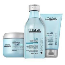 L'Oréal Professionnel Curl Contour Trio