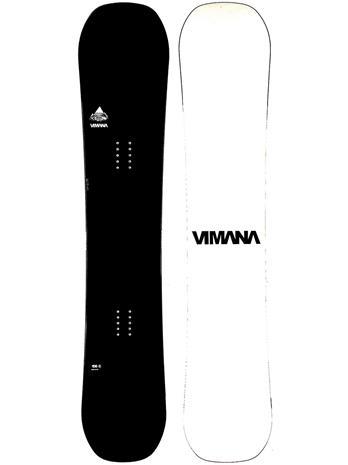 Vimana Continental Twin 159W 2020 black Miehet