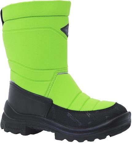 Kuoma Putkivarsi Talvisaappaat, Neon Green 28