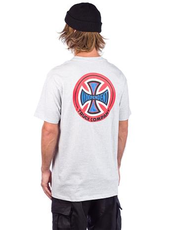Independent O.G.T.C T-Shirt athletic heather Miehet