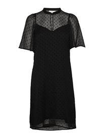 InWear Ciciiw Dress Polvipituinen Mekko Musta InWear BLACK