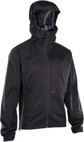 ION Scrub AMP 3-Layer Jacket Men, black