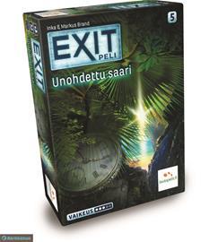 EXIT: The Game - Unohdettu saari LAUTA