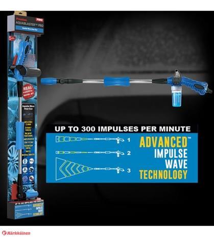 Pingi Aquablaster Pro pesuaineruisku