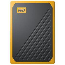 WD My Passport GO (500 GB, USB 3.0) WDBMCG5000AYT, ulkoinen kovalevy