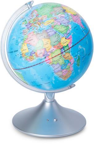 Fippla Globus Karttapallo Tähtikuviolla