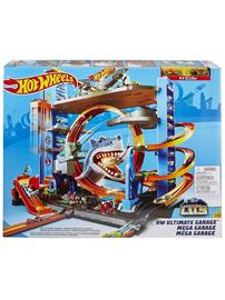 Hot Wheels Ultimate Mega Garage -parkkitalo