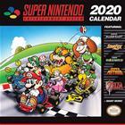 Kalenteri: Nintendo (snes) 2020 Calendar GADGET