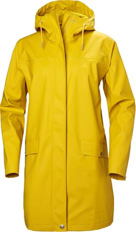 Helly Hansen Moss Sadetakki Naiset, essential yellow