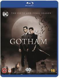 Gotham: Kausi 5 (Blu-Ray), TV-sarja