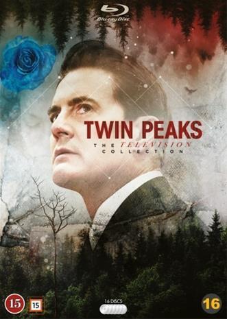 Twin Peaks: kaudet 1-3 (Blu-Ray), TV-sarja