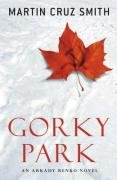 Gorky Park, kirja