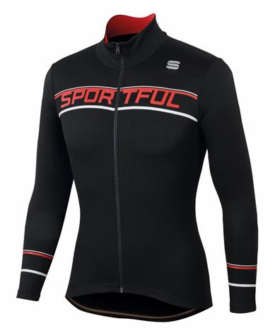 Sportful Giro LS Thermal Jersey Men, black