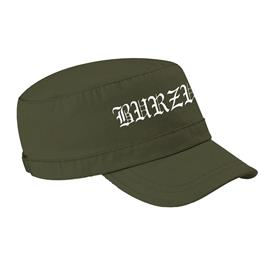 BURZUM - ARMY CAP, LOGO (OLIVE)