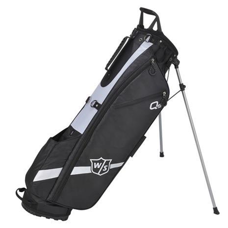 Wilson Staff Quiver Black Carry Bag